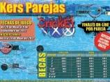 Imágen de la noticia: Bluemen y Pavlo-ratx, ganadores de la 1ª final de parejas Kers, en las categorías Master y Primera