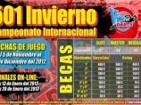 Imágen de la noticia: ¡3º Y 4º clasificatorio para las Finales Online del Internacional 501 Invierno!