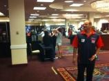 Imágen de la noticia: Entrevistas David Fatum con RadikalDarts en Teamdart Las Vegas 2012