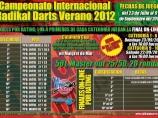 Imágen de la noticia: Campeonato Internacional Radikal Darts Verano 2012
