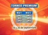Imágen de la noticia: TORNEOS PREMIUM ONLINE DE LOS MARTES