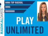 Imágen de la noticia: Nueva tarjeta de jugador Radikal Darts