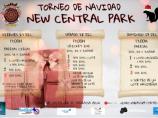 Imágen de la noticia: Torneo de Navidad New Central Park - Barcelona
