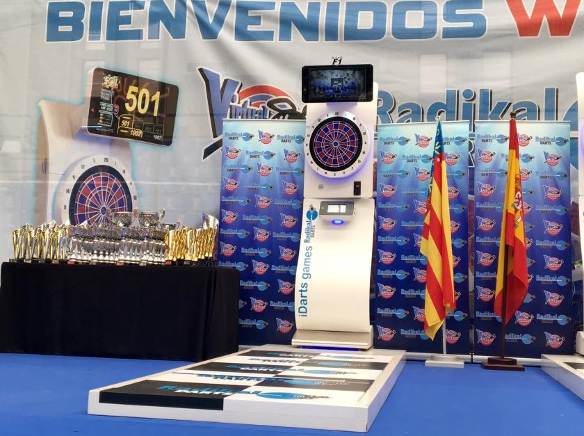 Imágen CAMPEONATO INTERNACIONAL RADIKAL DARTS 2016