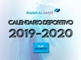 Imágen de la noticia: CALENDARIO DEPORTIVO RADIKAL DARTS 2019/2020
