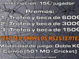 Imágen de la noticia: Campeonato de Parejas (Madrid)