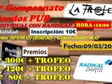 Imágen de la noticia: Open de dardos Pub La Troje