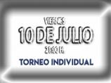 Imágen de la noticia: TORNEO INDIVIDUAL
