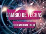 Imágen de la noticia: CAMBIO DE FECHAS