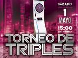 Imágen de la noticia: TORNEO DE TRIPLES 1 DE MAYO